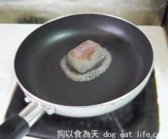 滑蛋鮮蔬佐牛肉