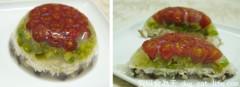 清涼涼 鮮蔬肉凍