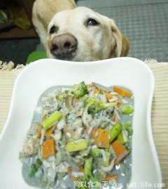 黑芝麻.豆漿蔬菜煮