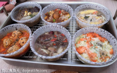 狗寶貝的金猴年手工創意健康年菜試吃大會