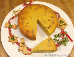 大寶聖誕烤雞餐與聖誕南瓜堅果派蛋糕~新推出